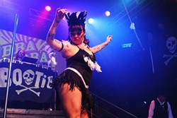 Bootie SF Post Thanksgiving Madness @ DNA Lounge (NSFW)