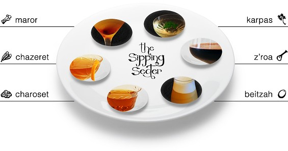 Boozy Seder Options at Perbacco