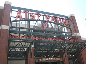Both Giants and baseball fans were beaten yesterday - FLICKR/PHXWEBGUY