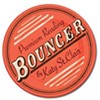 Bouncer Encounters a Pit Bull at Dinosaur BBQ