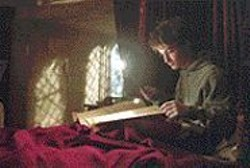 MURRAY  CLOSE - Boy Genius: In the new, darker - Potter entry, - Harry's grown into a fine wand-whacker.