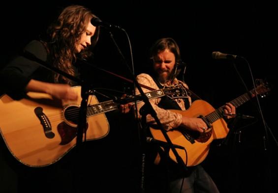 Brand New Folk: Sarah Lee Guthrie and Johnny Irion