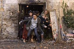 MURRAY CLOSE - Brendan Fraser returns to the multiplex daycare.