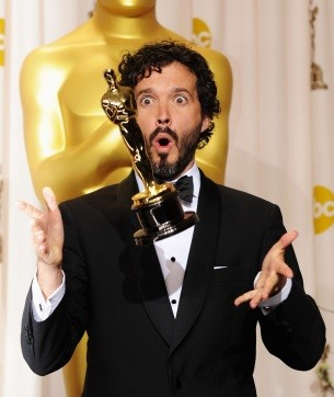 Bret McKenzie is a Muppet of a man.