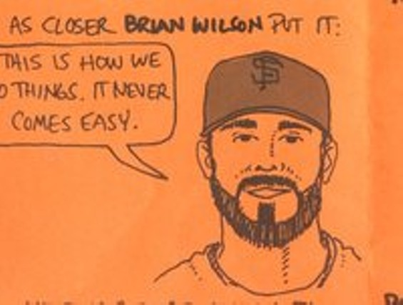 Brian Wilson, spokesman for Just For Men and ... religious zealots?
