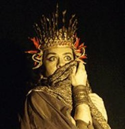 PATRICK  DOOLEY - Bright Spot: Beth Donohue's stirring portrayal of - Medea is an exception to the generally stiff acting.