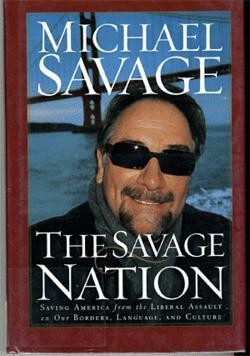 British government thinks Michael Savage is a savage.