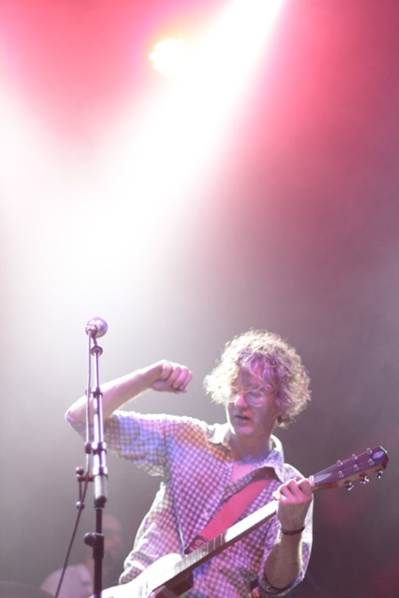 Broken Social Scene's Brendan Canning - MATT SMITH