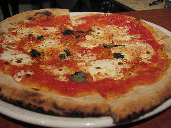 Bruce Hill's margherita, coming to a neighborhood slightly nearer you. - TAMARA PALMER