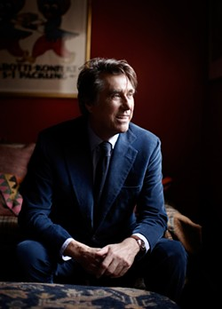 ADAM WHITEHEAD - Bryan Ferry