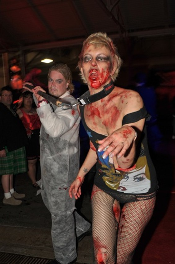 BSDM Zombie