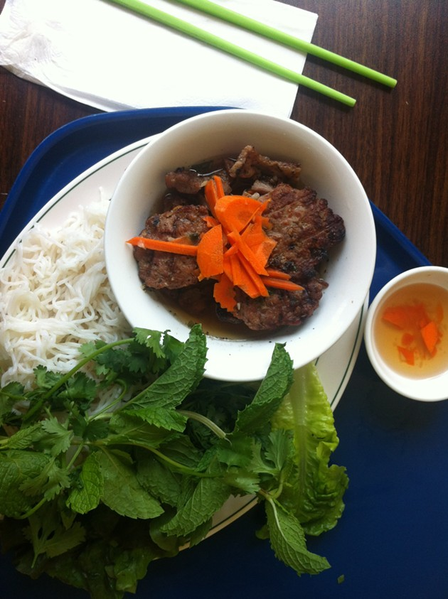 Eat This: Turtle Tower's Bun Cha Hanoi