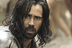 MERIE WALLACE SMPSP - But He Loves Her: Colin Farrell as Capt. - John Smith.