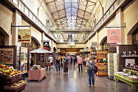 Buyer's Best Friend: Now in the Ferry Building. - JONATHAN PERRY/SF WEEKLY FLICKR HALL