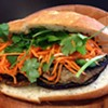 Café Bunn Mi: A Smokey and Soy-Drenched Banh Mi Hits The Spot