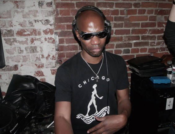 Cajmere plays Mighty on Friday.
