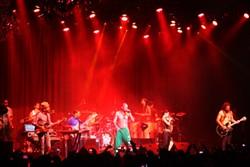 Calle 13 @ The Fillmore