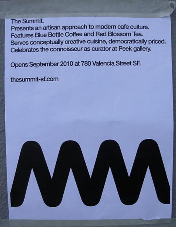 Calling all beanie-rocking, studded-belt-wearing art students. - JOHN BIRDSALL