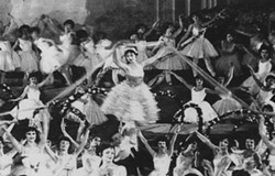 Carla Laemmle in Phantom of the Opera