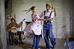 BRUCE DEBOER - Carolina Chocolate Drops: Foot-stomping fun.