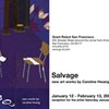 "Caroline Hwang Art Show ""Salvage"" Premieres at Giant Robot 1/12"
