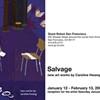 "Caroline Hwang Art Show ""Salvage"" Premieres at Giant Robot 1/12"