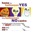 Castro Halloween Party Ban: The Ad Campaign That Wasn't