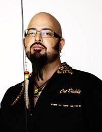 """Cat Daddy"" Jackson Galaxy"