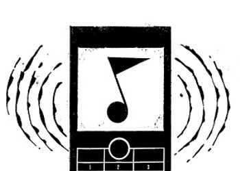 Cell phones: the future of music broadcasting