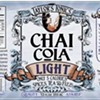 Chai Cola Light, a Svelte Choice from Taylor's Tonics