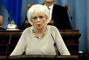 Change we can believe in: Johanna Sigurdardottir, Iceland's new prime minister