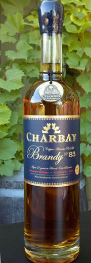Charbay's 27-year-old brandy: Delicious ― and pricey. - CHARBAY