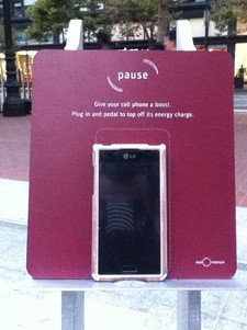 Charge your phone.. and quads. - JUAN DE ANDA/ SF WEEKLY