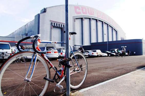 Check out more photos of the SF Bike Expo. - HANNA QUEVEDO