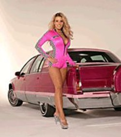 REINALDO  ROBINSON - Check out the chassis on this Cadillac - Brougham.