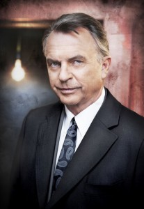 Check yourself, Sam Neill. Your badassery is showing.
