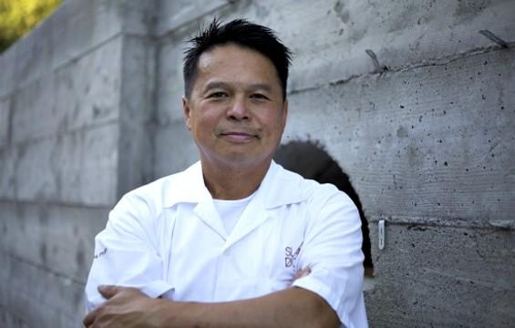 Chef Charles Phan - ANGKANA KURUTACH