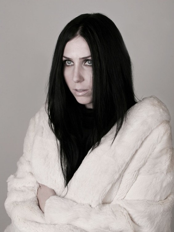 Chelsea Wolfe is at 120 Minutes this Friday.