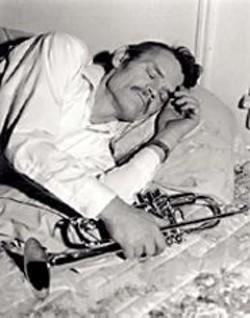 BRUCE  WEBER - Chet Baker in his later years.