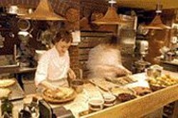 """ANTHONY  PIDGEON - Chez Panisse: """"This is the kind of place you should - dine at regularly, as part of your education."""""""