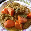 What to Have for Lunch: Chicken Curry from Latte Express