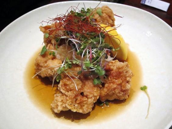 Chicken karaage - LUIS CHONG