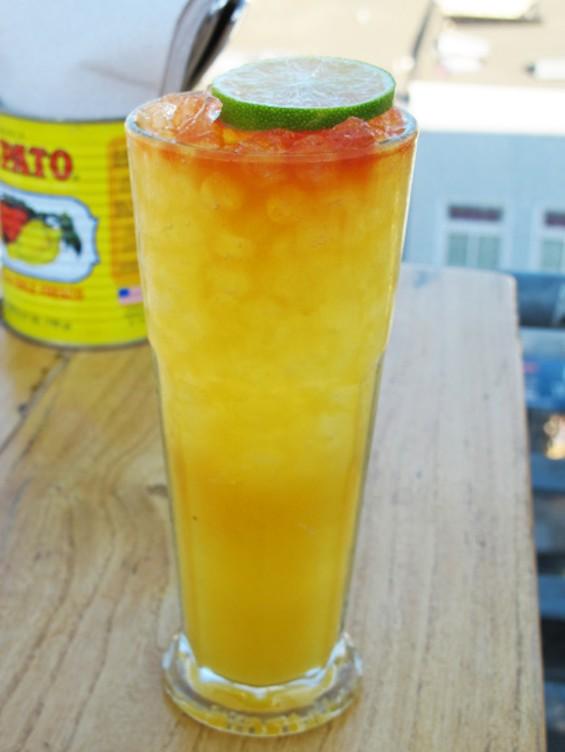 Chilcano cocktail - LOU BUSTAMANTE