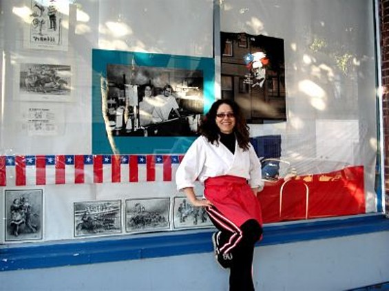 Chile Lindo's Paula Tejeda. - ROBERT GRAHAM