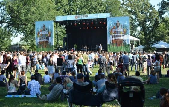 Chipotle's Cultivate Festival in Chicago.
