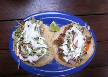 East Bay Bite of the Week: Baja Fish Tacos at Cholita Linda