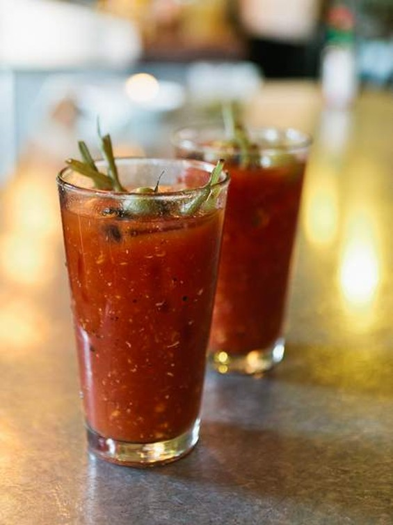 Chris Beerman's Bloody Mary - ALANNA HALE