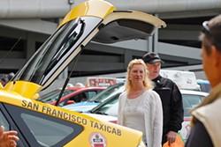 ANNA LATINO/FILE - Christiane Hayashi thinks rideshares aren't doing their duty.