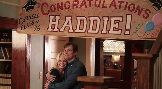 Christina and Adam prepare for Haddie's first year of college. - PHOTO COURTESY OF NBC.COM