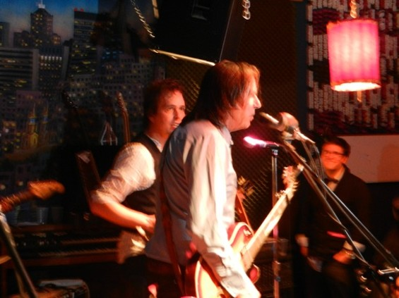 Chuck Prophet with John Doe